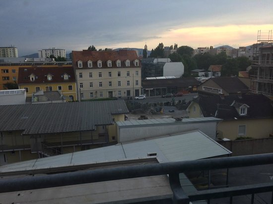 The Star Inn Hotel Graz : View from room