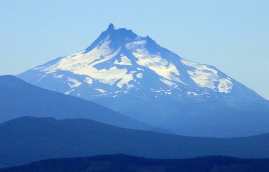 Mount Jefferson, Jefferson, OR