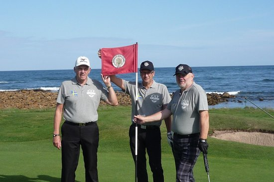 Golf Lodge Bed & Breakfast: Dunbar GC