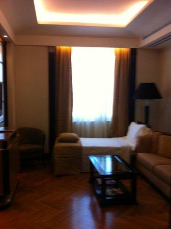 Hotel Principi di Piemonte : camera