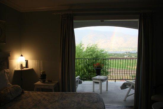The Spare Room : Zimmer mit Balkon