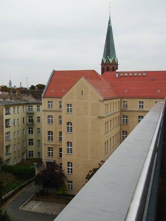 Adagio Berlin Kurfurstendamm: from our balcony