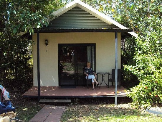 Mary River Wilderness Retreat & Caravan Park : Unit one