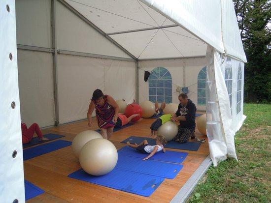 Camping La Cazine : activités