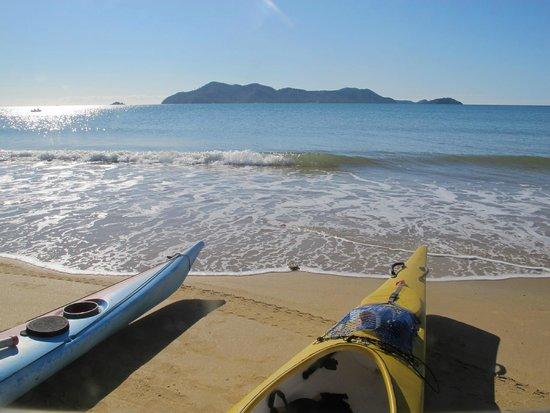C Sea Kayaking The Start Of Voyage
