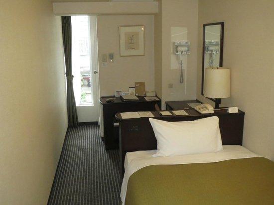 Shinagawa Prince Hotel Tokyo : 客室