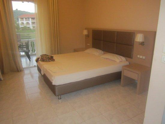 Plessas Palace Hotel: room
