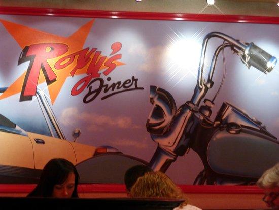 Roxy's Diner : Une décor sympa
