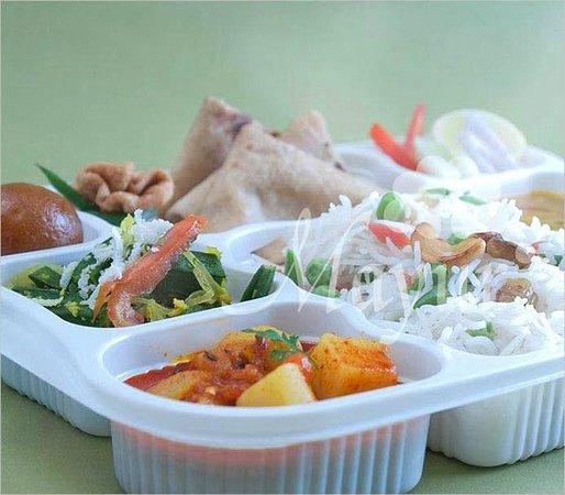 Take away thali