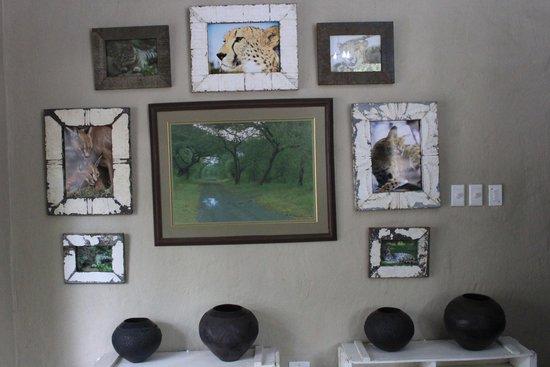 Emdoneni Lodge : Nette Innenausstattung