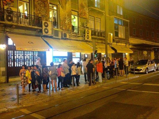 Cervejaria Ramiro: ce restaurant se mérite...