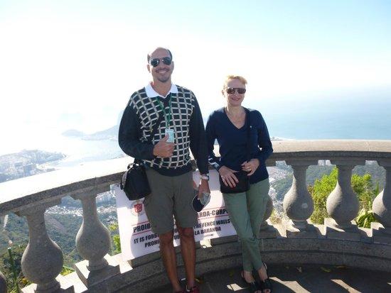 Madson Araujo, Rio De Janeiro Tour: Matson et Edwige