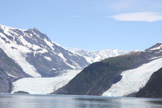Whittier, AK: glacier 2
