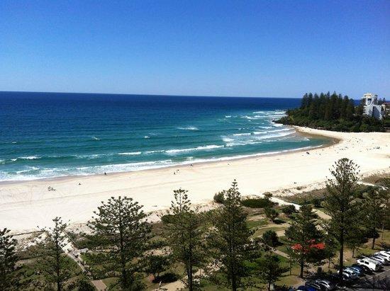 Ocean Plaza Resort: Greenmount Beach