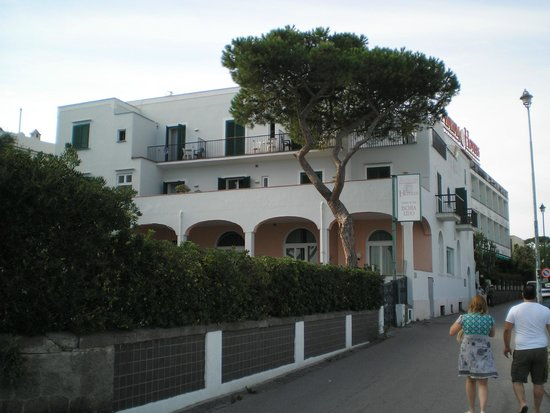 Grand Hotel Ischia Lido: Esterno Hotel Ischia Lido-Aurum Hotel