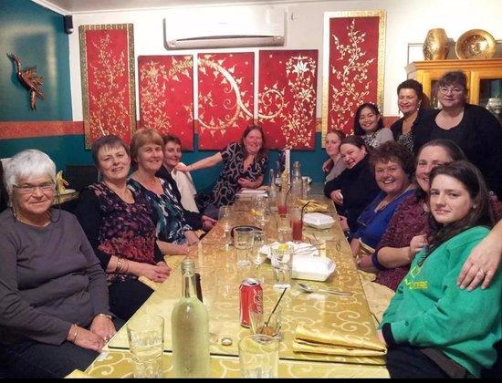 Nakontong Thai Restaurant at Thames: group