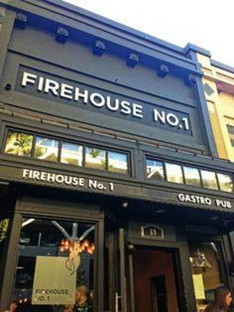 Firehouse No.1: Great Place