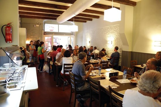 imagen Restaurante L'hortet en Barcelona