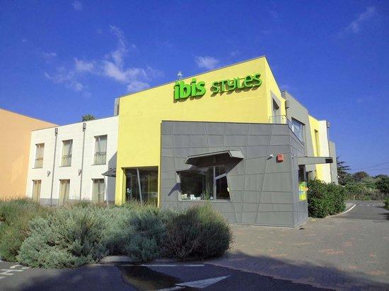 Hotel Ibis Styles Catania Acireale: Esterno