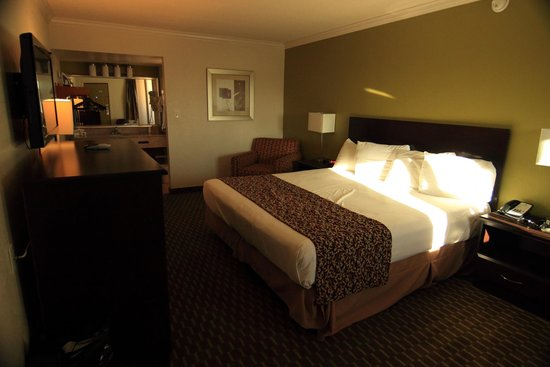 Americas Best Value Inn - Downtown Phoenix: Zimmer