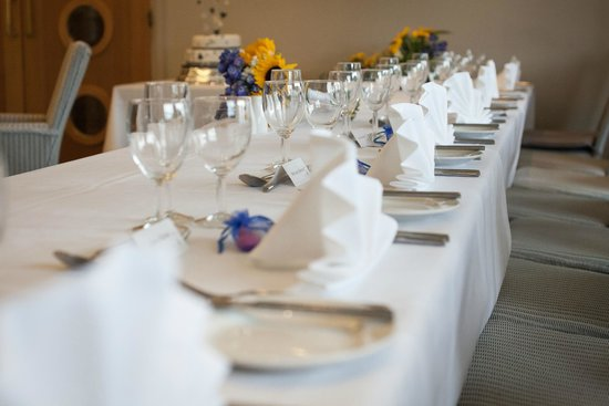 Queens Head Inn Nassington: Wedding Breakfast