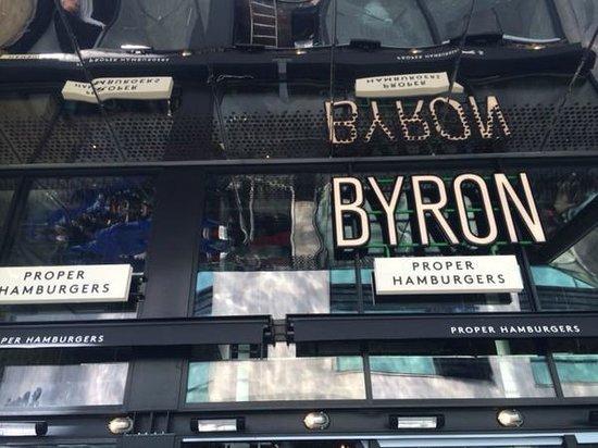 Photo of American Restaurant Byron Highcross at 8 Bath House Lane, Leicester LE1 4SA, United Kingdom