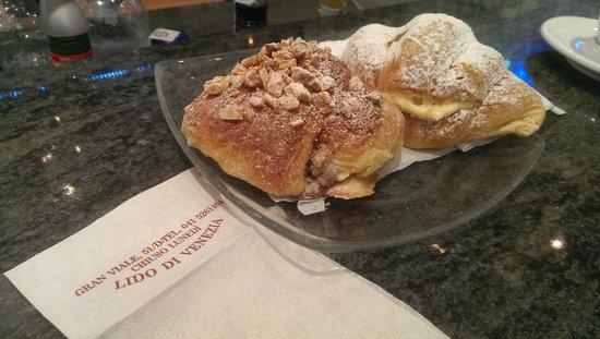Pasticceria da Garbisa: Breakfast ... sorted