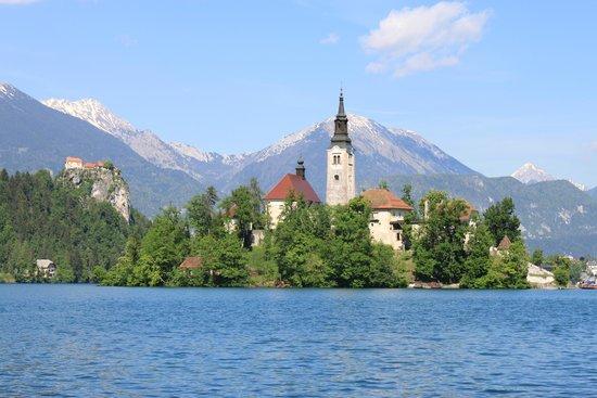 Pri Lenart Hotel: Lake Bled