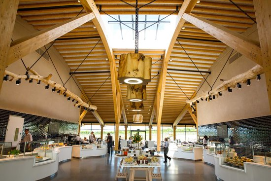 Gloucester Services Kitchen