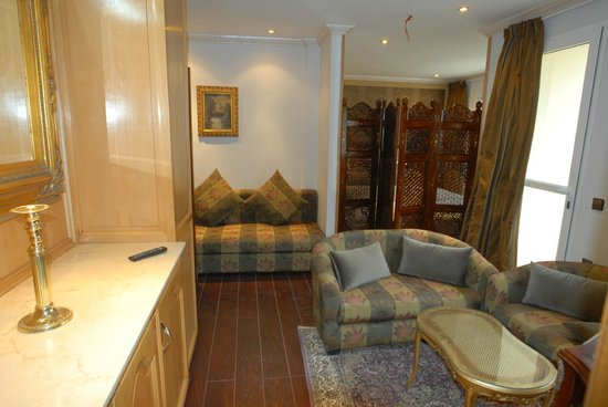 Coin Salon De La Suite De Luxe Picture Of Ifrane Palace Ifrane Tripadvisor