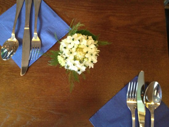 My Kitchen: Table setting