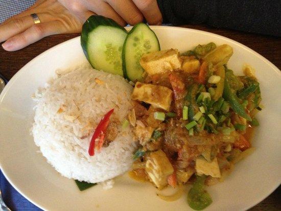 My Kitchen: Tofu Satay