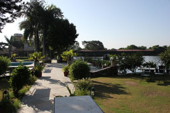 Shikarbadi: hotel view