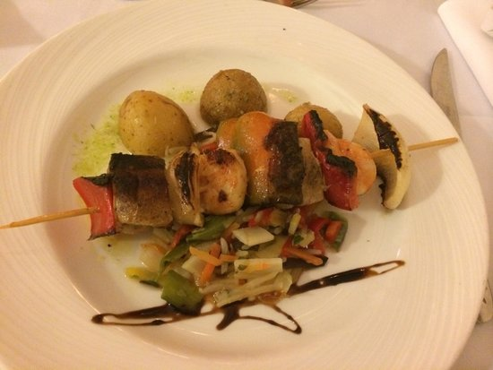 Iberostar La Bocayna Village: Food at the hotel