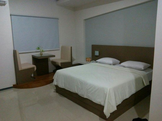 Bukit Indah Lestari Hotel : Kamar Bisnis