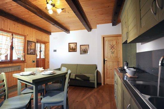 Albergo Diffuso Comeglians : Nomplan - Appartamento 2-4 posti letto