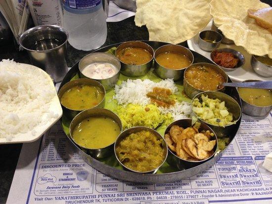 Saravana South Indian Restaurant
