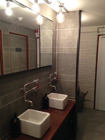 . The trendy bathrooms   Picture of Ask For Janice  London   TripAdvisor