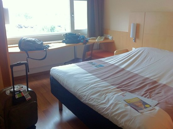 Hotel Ibis Schiphol Amsterdam Airport: single room at 1th floor