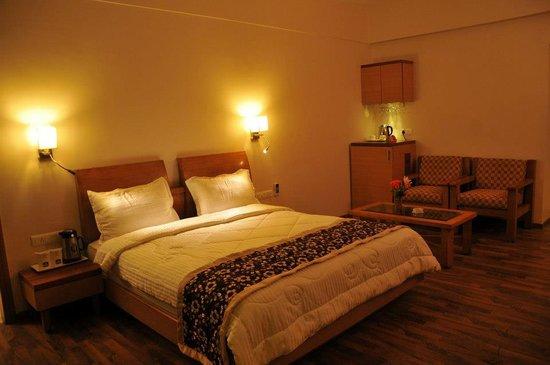 Hotel Rock Regency: my room