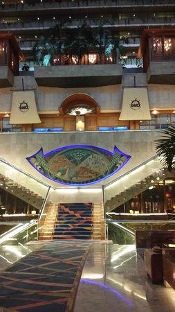 Holiday Inn Kuwait Al Thuraya City: As you enter the Hotel