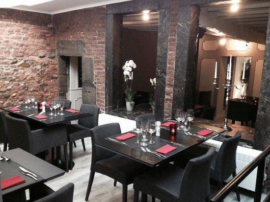 Verviers, Belgique : Restaurant