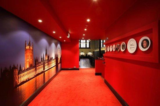 Image Byron Haymarket in London