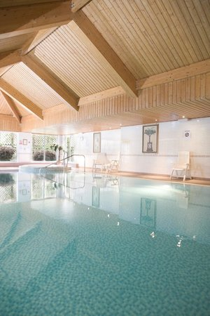 Best Western Inverness Palace Hotel Spa Swimming Pool