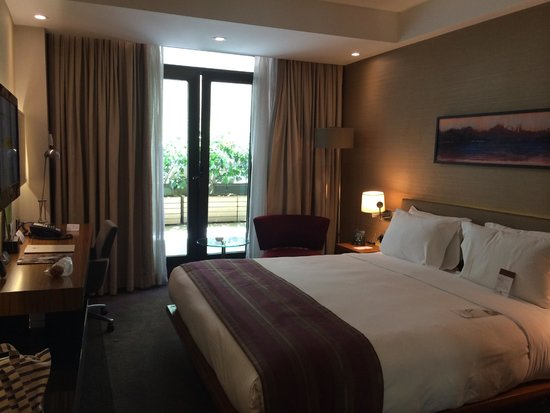 DoubleTree by Hilton Istanbul - Old Town: Our room
