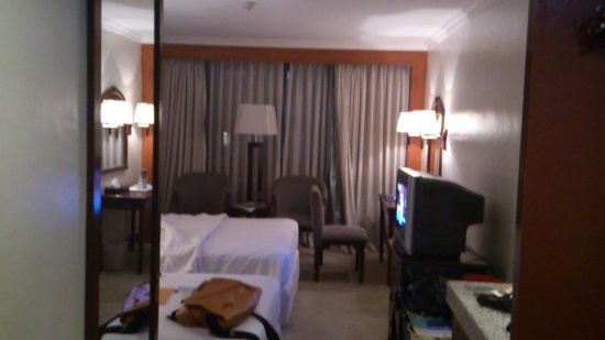Cebu Parklane International Hotel: 部屋