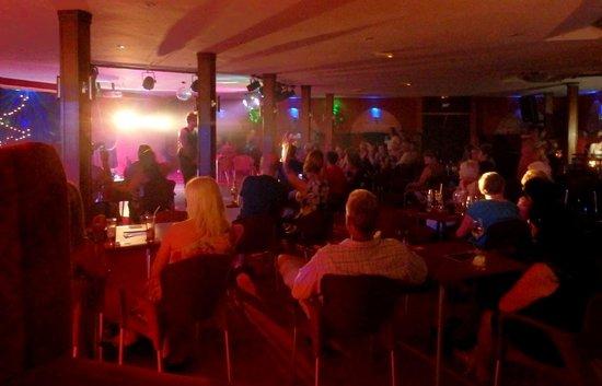 Bonanza Show Bar: A busy Bonanz Showbar