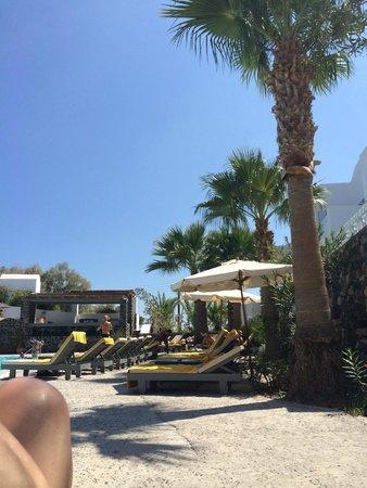 Santorini Kastelli Resort: Pool