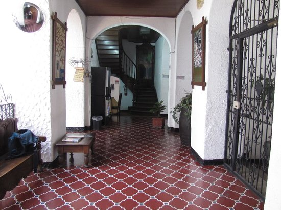 Hotel Ajau Colonial: in the hotel