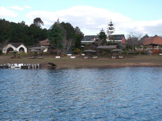 Mantasoa Lodge pied dans l'eau
